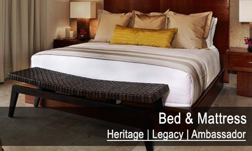 Beds and mattress manufacturers