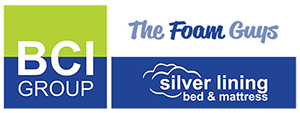 BCI Group [The Foam Guys] | BCI Division: Silver Lining Mattresses